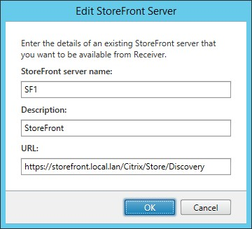 Managing published XenDesktop applications with RES ONE