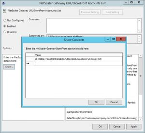 Managing published XenDesktop applications with RES ONE Workspace - Screenshot 6