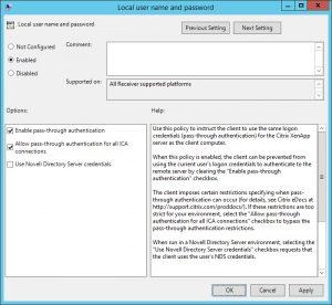 Managing published XenDesktop applications with RES ONE Workspace - Screenshot 7